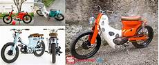Modifikasi Motor Grand by Astrea Grand Modifikasi Cub Thecitycyclist