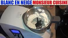 rattraper blanc en neige blanc en neige recette monsieur cuisine silvercrest lidl