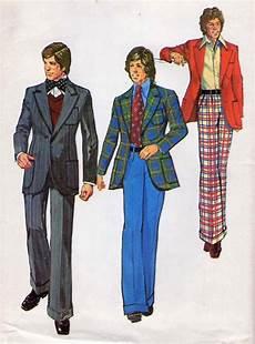 Kleidung 70er Männer - 1970 s s suit pattern simplicity 5765