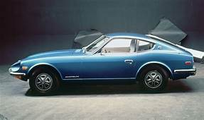 The Datsun 240Z One Of Greatest Sports Cars Ever Made