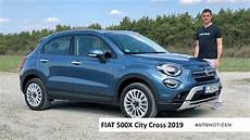 Fiat 500x City Cross - fiat 500 x city cross 2019 1 3 gse dct test review