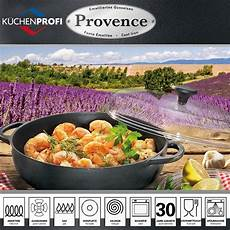 k 252 chenprofi provence paella pfanne mit deckel