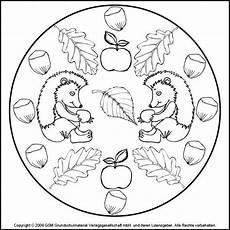 Igel Malvorlagen X Reader Mandala Ausmalbilder Herbst Igel Malvorlagen