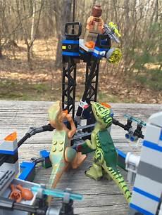 lego jurassic world raptor escape review photos 75920