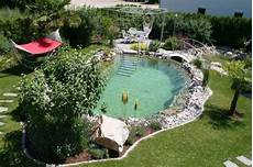 Schwimmteich Selber Anlegen - schwimmteich selber bauen 13 m 228 rchenhafte