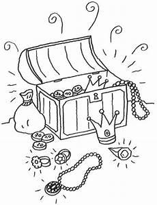 kostenlose malvorlage m 228 rchen schatzkiste zum ausmalen
