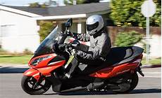 2014 Kymco Downtown 300i Review