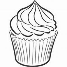 Malvorlagen Cake Kuchen Bild Zum Ausmalen Vorlage Ausmalbild Cupcake
