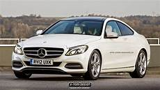 2015 Mercedes C Class Coupe And S63 Amg Coupe