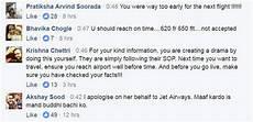 payal slammed jet airways using social media and got massively trolled