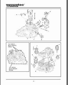 other automatic transmision acura mdx 2003 up automotive heavy equipment electronic