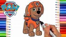 Paw Patrol Malvorlagen Zuma How To Draw Paw Patrol Zuma Coloring Pages For