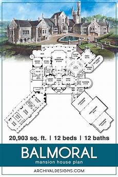 balmoral house plan balmoral house plan in 2020 with images castle floor plan