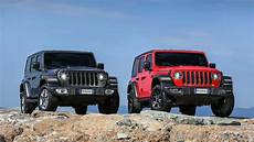 New Jeep Wrangler Roads Into Europe With 200 Hp Diesel