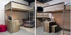 Hochbett Kaufen - hochbett selber bauen 2 m 246 bel aus rohren