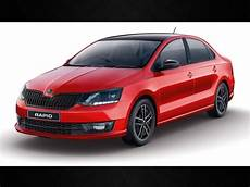 Skoda Launches 2018 Rapid Edition At Rs 10 96 Lakh Zigwheels