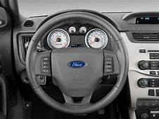 Image 2010 Ford Focus 2 Door Coupe SE Steering Wheel