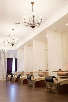 spa ni joli and salon nail salon design salon interior