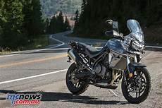2018 triumph tiger 800 pricing and range mcnews au
