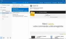 Courrier Outlook Avec Windows 10 Microsoft Community