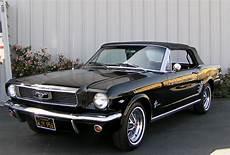 66 Mustang Convertible