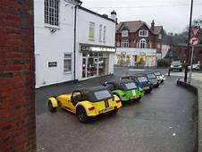 Caterham  Cars Super 7 Kit