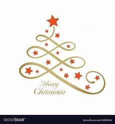 merry christmas line vector free merry christmas tree stylized line art royalty free vector