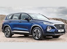 2019 Hyundai Santa Fe Gets a Major Makeover   Co nsumer Reports