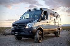 Sportsmobile Mercedes Sprinter 4x4 Hiconsumption