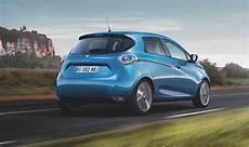 Renault Zoe 2018 New Electric Car Range Price And Specs