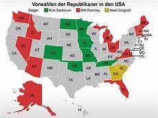 Wie Viele Staaten Hat Die Usa - tuesday in den usa setzt sich mitt romney heute die