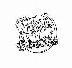 bibi tina ausmalbilder ausdrucken kinder ausmalbilder