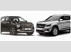 2020 Hyundai Creta VS Kia Seltos: Specifications Comparison.