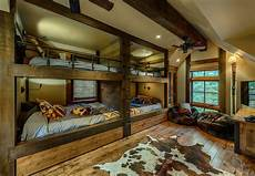 Bedroom Ideas Cabin by Mountain Cabin Overflowing With Rustic Character And