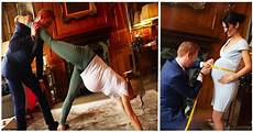 Hilarious Pictures Of Harry And Meghan Picking Out Baby