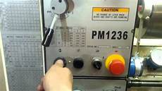 remote control vfd part 3 wiring remote control of huanyang vfd and pm1236 lathe youtube