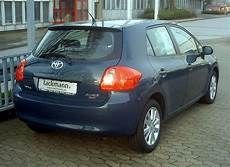 Toyota Auris 2008 - file toyota auris 2008 1 jpg wikimedia commons