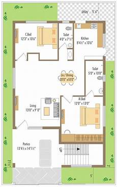 vastu for west facing house plan west facing small house plan google search 2bhk house