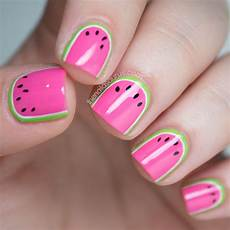 i been dranking watermelon the nailasaurus uk nail