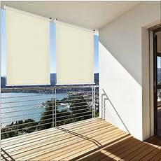 Sonnenschutz Für Balkon - ivvt de sonnenschutz au 223 en balkonrollo 100cm bis