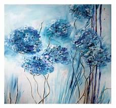 Bilder Zum Nachmalen Acryl Acrylmalerei Bl 252 Ten Malen Painting Flowers Tutorial