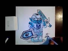 Nexo Knights Malvorlagen Ukulele Lego Nexo Knights Draw Clay Moorington