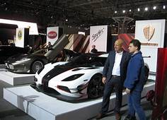 Christian Koenigsegg Is A Genius Who Builds Amazing Cars