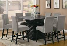 coaster stanton square counter height dining stantoncounterset at homelement com
