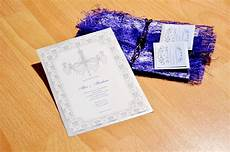 How To Make Wedding Invitations By