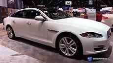 2017 Jaguar Xj L Awd Exterior And Interior Walkaround