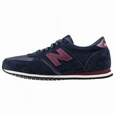 new balance 420 classic 70s running mens trainers in navy