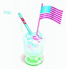 glas mit usa fahne ausmalbild malvorlage gemischt
