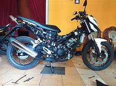 Modifikasi Sonic 150r by Galeri Modifikasi Honda Sonic 150r Warungasep