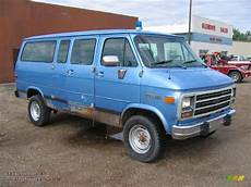 how cars run 1995 chevrolet sportvan g30 on board diagnostic system 1995 chevrolet chevy van g30 sport van in light stellar blue metallic photo 2 191801 all
